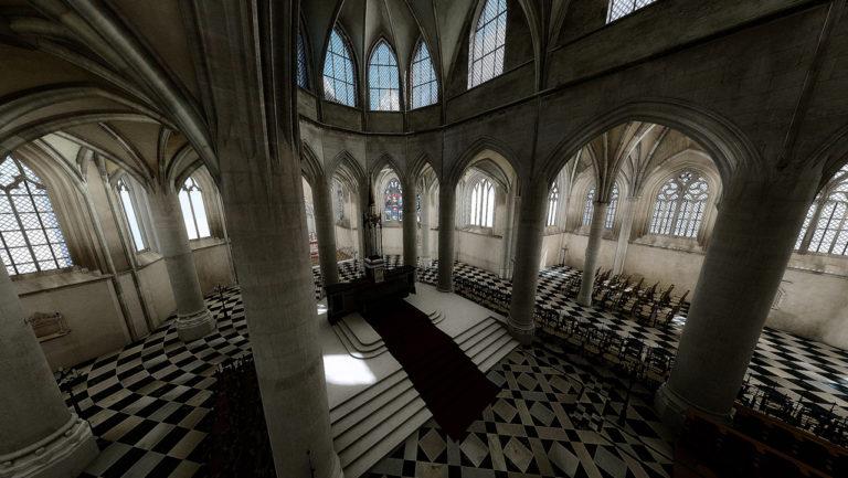 Read more about the article Notre Dame de Saint Lô