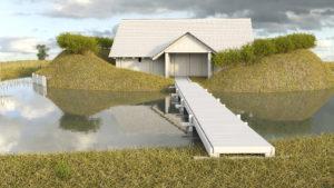 Read more about the article L'habitat fossoyé de La Mothe de Pineuilh