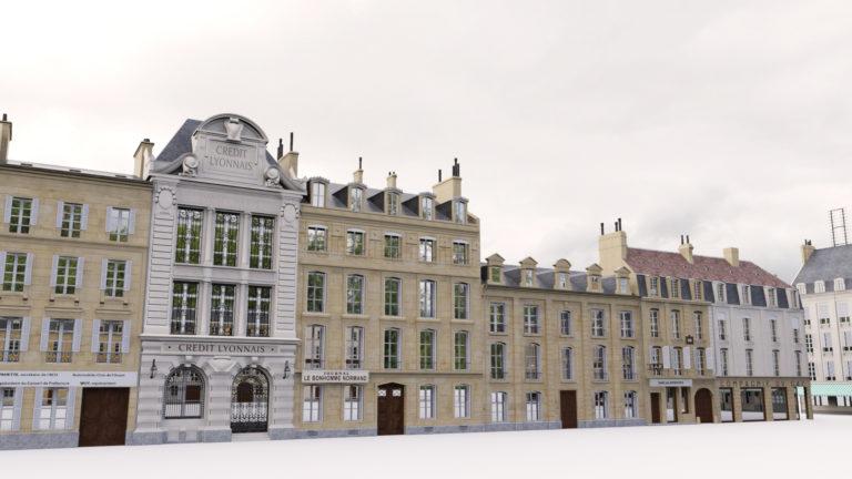 Read more about the article Le Caen d'avant guerre