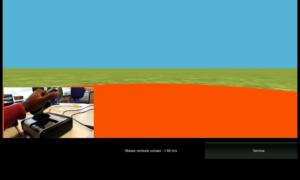 Informations vibrotactiles avec Matrice tactile sous Unity 3D