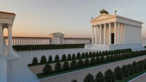 Read more about the article Plan de Rome virtuel