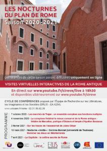Read more about the article Les nocturnes du Plan de Rome 2020-2021