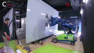 La salle de Réalité Virtuelle évolue