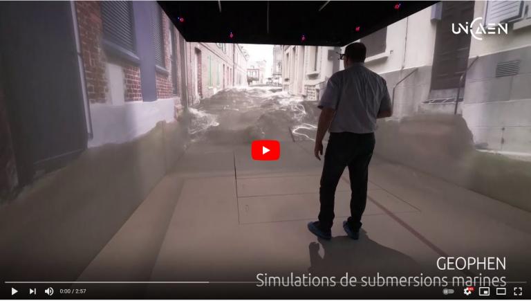 Read more about the article Nouvelle configuration de la salle de réalité virtuelle